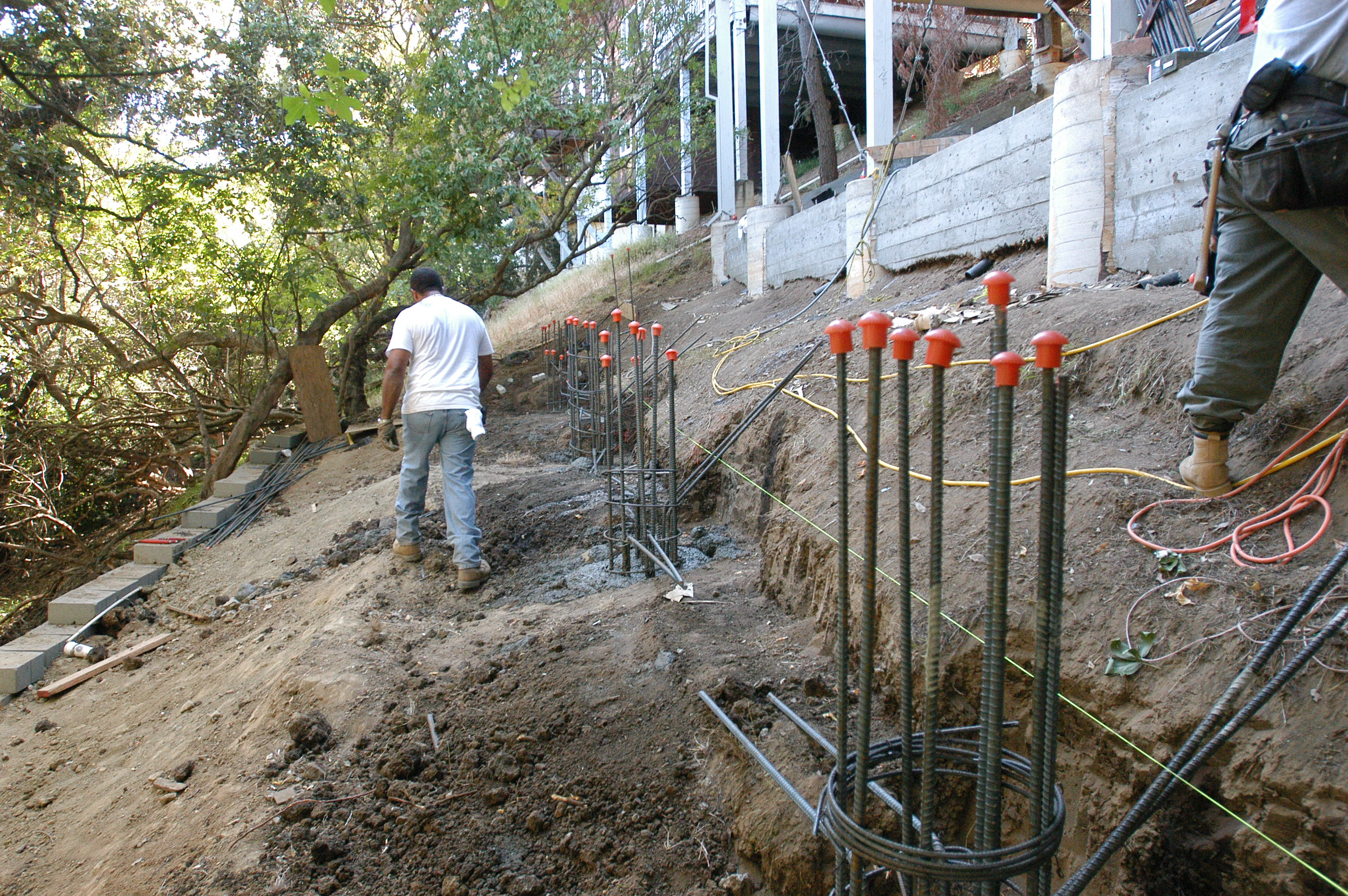 High Quality Foundation Repair Contracting Services