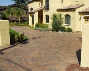 CLassic Cobble Tan Red Charcoal Driveway cropped 300x240 Bay Area General Building Home Improvement Contractor