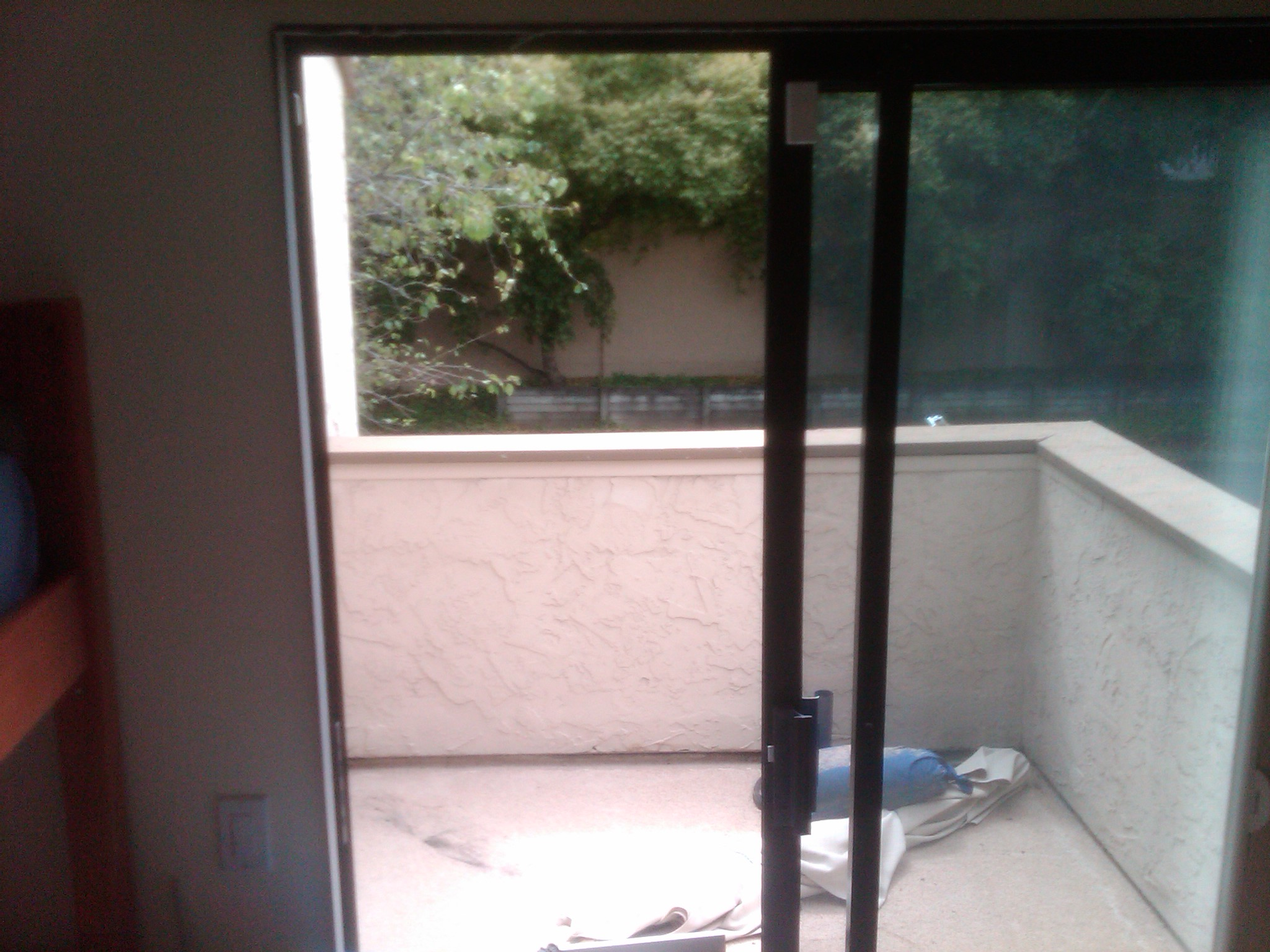 Waterproofing Decks Over Living Areas : Failed waterproof decks golden gate enterprises bay area