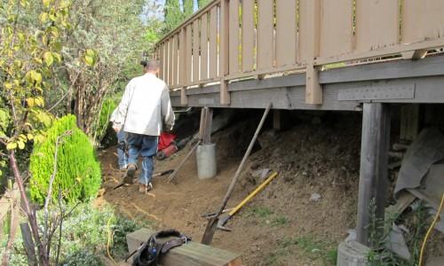 Deck Repair - GOLDEN GATE ENTERPRISES BAY AREA GENERAL